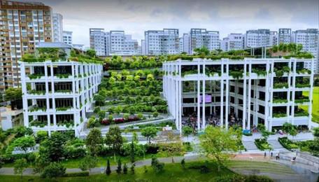 绿色建筑占比60%!陕西西安市发布绿色建筑创建行动工作方案