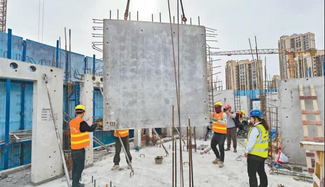 福建晋江竣工绿色建筑630余万平方米