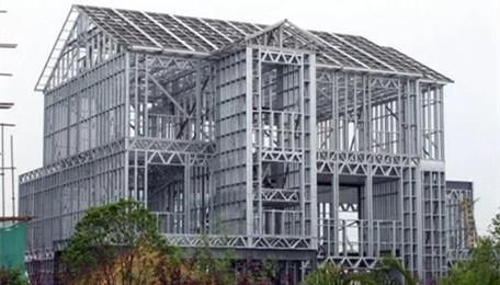 装配式钢结构建筑新技术:DW-Steel集成建筑体系