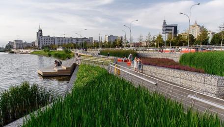 住建部公布2021年系统化全域推进海绵城市建设评审结果